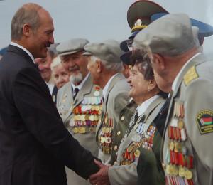 President Loekosjenko.
